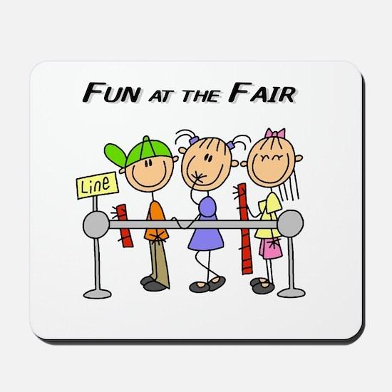 Fun at the Fair Mousepad