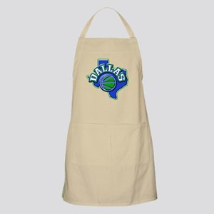 Dallas Basketball BBQ Apron
