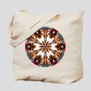 Sable Sheltie Tote Bag