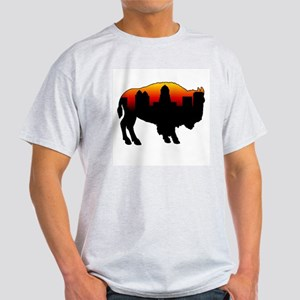 Sunset Skyline Light T-Shirt