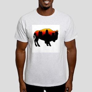 Sunset Skyline Light T-Shirt