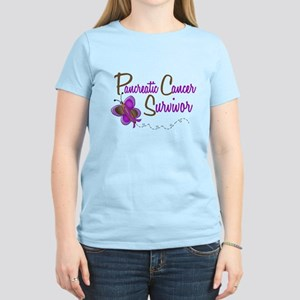 PC Survivor 1 Butterfly 2 Women's Light T-Shirt
