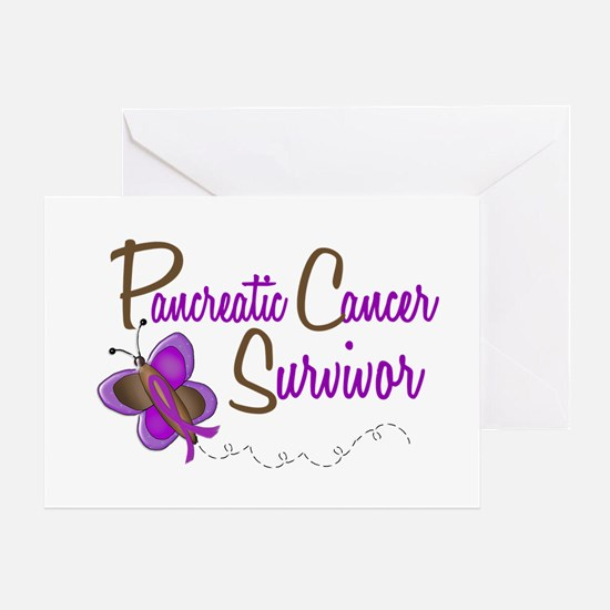 PC Survivor 1 Butterfly 2 Greeting Card