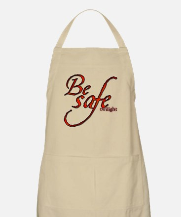 Twilight Movie's - Be Safe Qu BBQ Apron