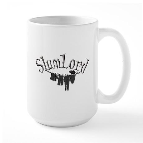 Slum Lord Large Mug