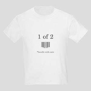 1 of 2 Twins Kids Light T-Shirt