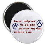 Dog Prayer Magnet
