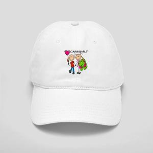 I Love Carnivals Cap