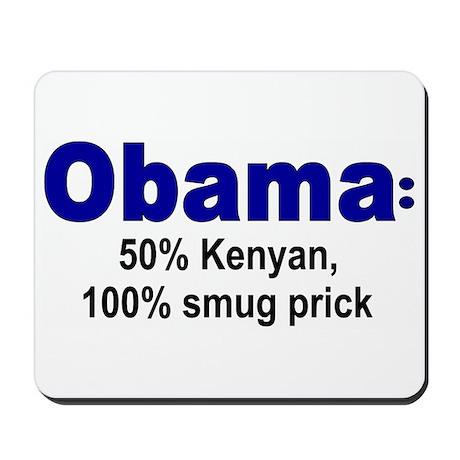 50% Kenyan Mousepad