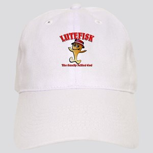 Lutefisk the dried codfish Cap
