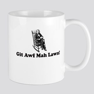 Old Man Cruthers Said It! Mug