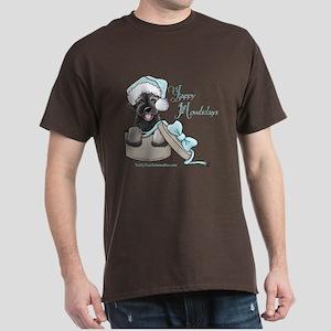 Schnoodle Howliday Dark T-Shirt