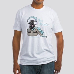 Schnoodle Howliday Fitted T-Shirt
