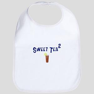 Sweet Tea Squared Bib