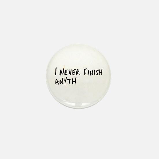 Cute Dumb Mini Button