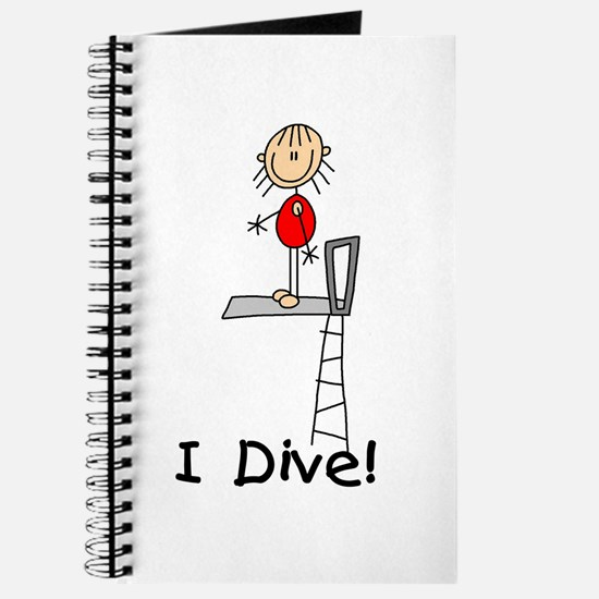 Girl I Dive Journal