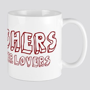 Publishers make better lovers Mug