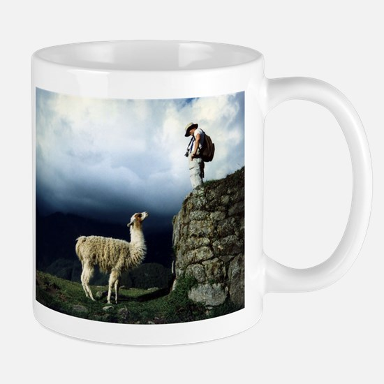 Llama Encounter Mug