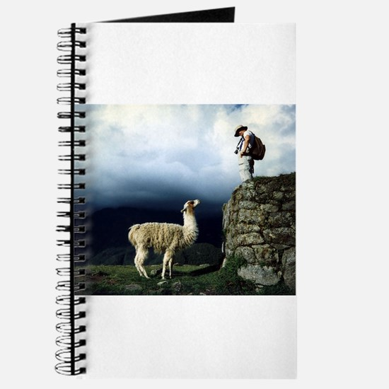Llama Encounter Journal
