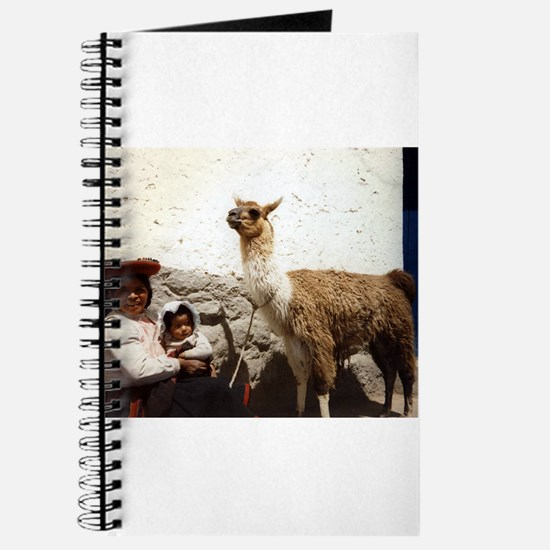 Funny Vicuna Journal