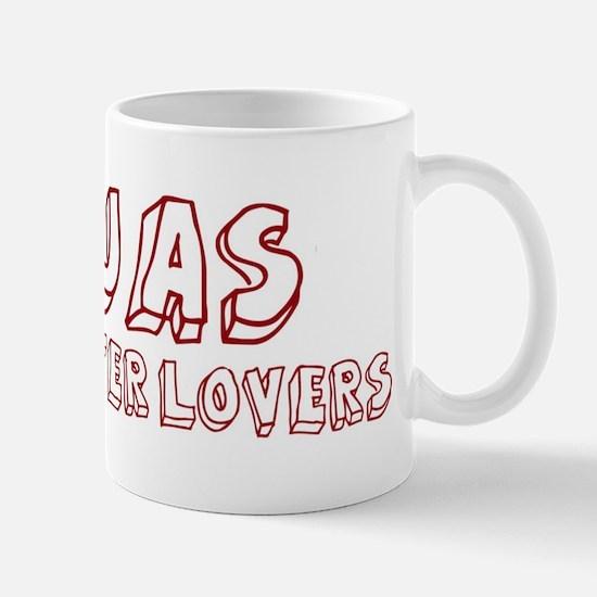 Ninjas make better lovers Mug