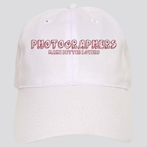 Photographers make better lov Cap