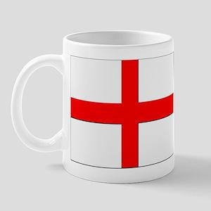 England St. George Cross Flag Mug