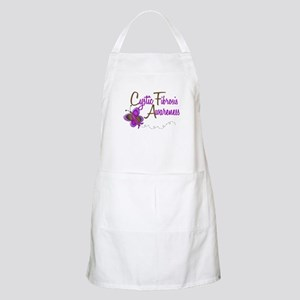 CF Awareness 1 Butterfly 2 BBQ Apron
