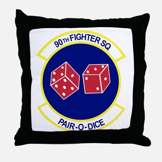 Unique Dice Throw Pillow