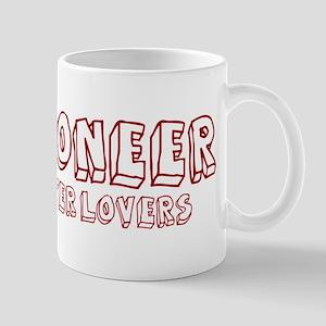 Auctioneer make better lovers Mug