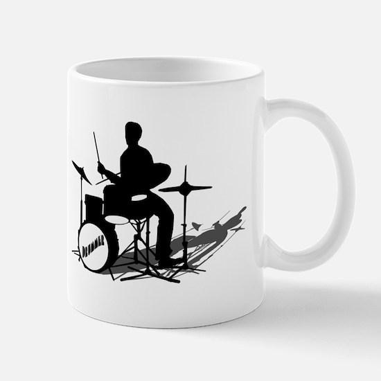 Drummer Drumming Mug