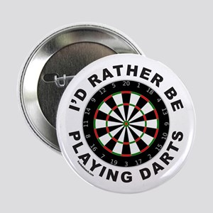 "DARTBOARD/DARTS 2.25"" Button"