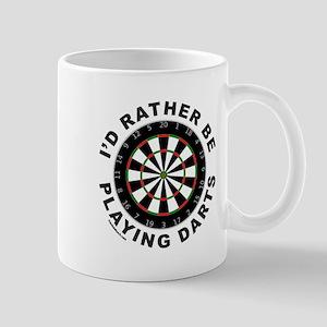 DARTBOARD/DARTS Mug
