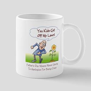 Crazy Father's Day Mug