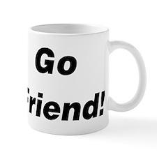 Go Friend! Mug