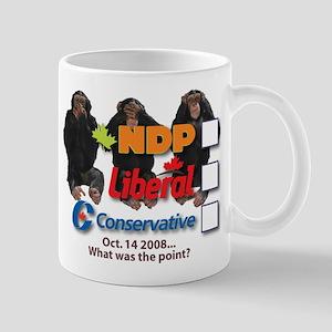 No Point Mug