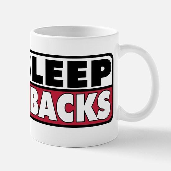 Eat Sleep Razorbacks Mug