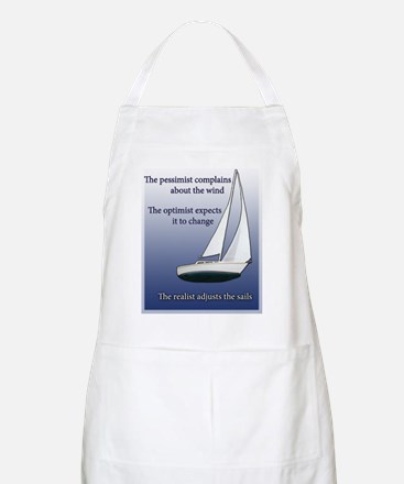 Adjust the sails BBQ Apron