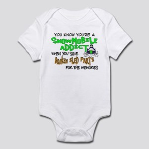8a0223089 Snowmobile Baby Clothes   Accessories - CafePress