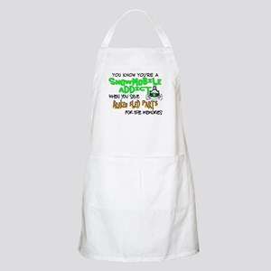 Sled Parts Memories BBQ Apron
