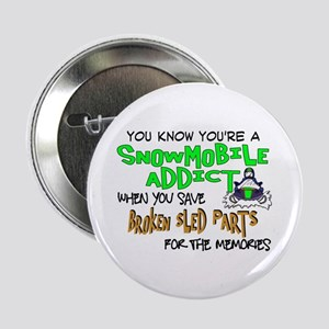 "Sled Parts Memories 2.25"" Button"