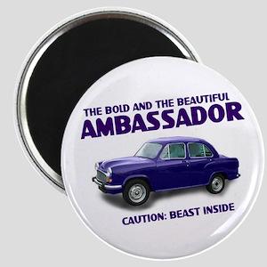 Ambassador Magnet