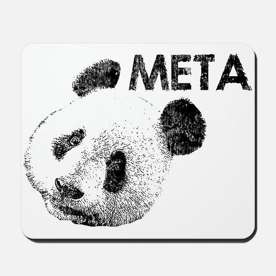 META PANDA Mousepad