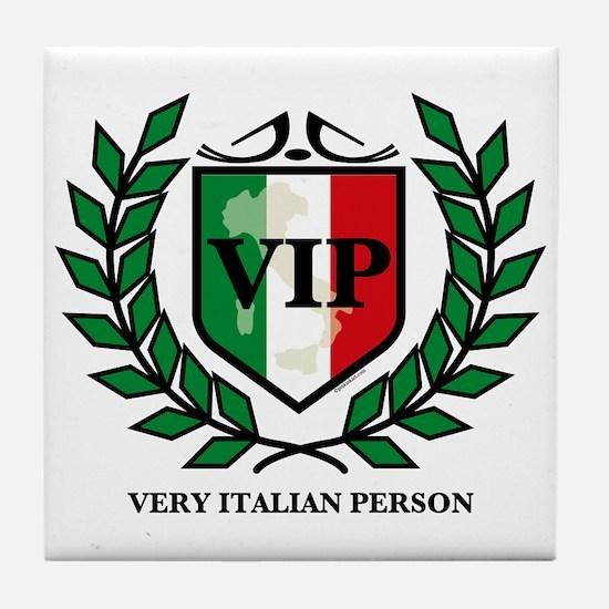 VIP Italian Tile Coaster