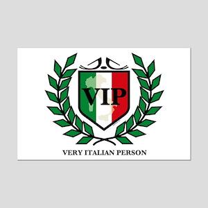 VIP Italian Mini Poster Print