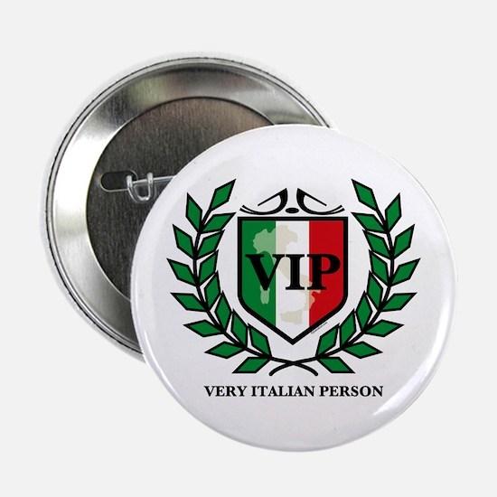 """VIP Italian 2.25"""" Button"""