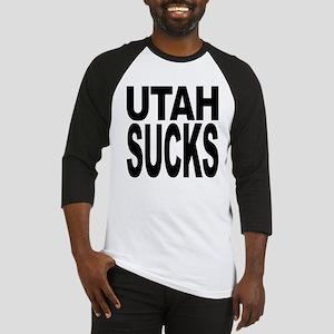 Utah Sucks Baseball Jersey