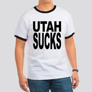 Utah Sucks Ringer T