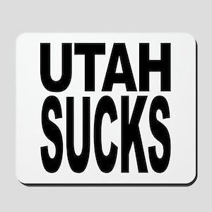 Utah Sucks Mousepad