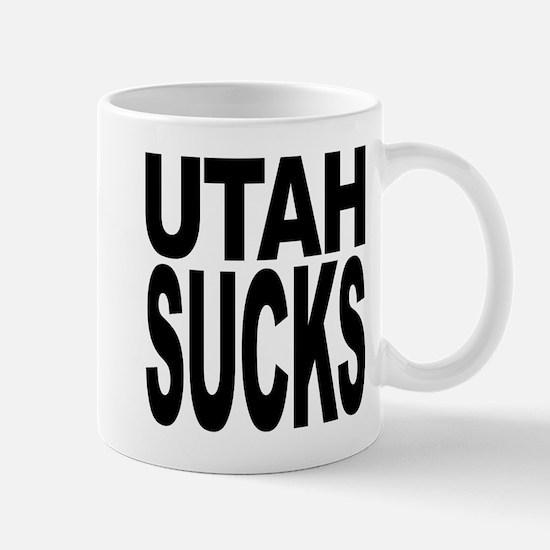Utah Sucks Mug